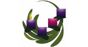 Advent 1 Candles