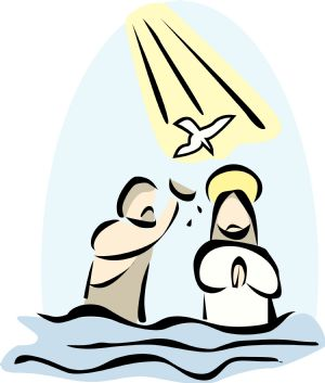 baptism of Christ 2020