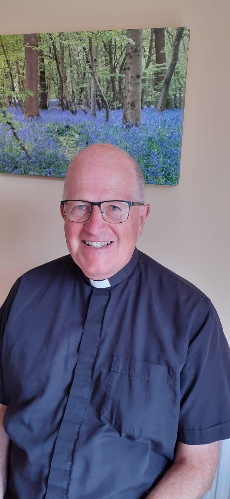 Hon Asst Curate Father David Ashton