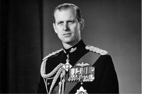 Duke of Edinburgh young Duke
