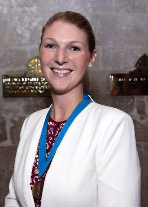Sarah Widdowson Junior Church Leader