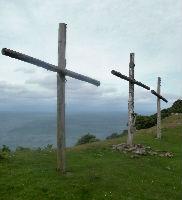 Lee Abbey 3 crosses