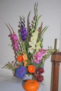 Harvest Flowers 2