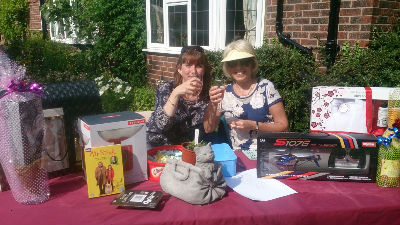 St Pauls Garden Party Jul 2015