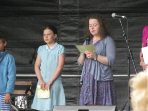Praise in the Park 2014