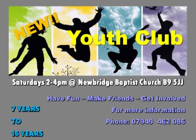New Youth Club