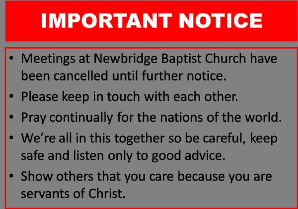 Church No Service