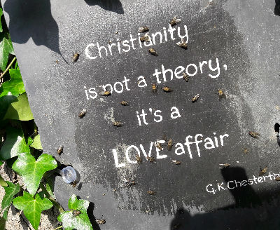 Christianity Is Not
