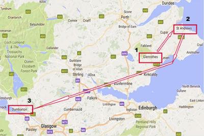 Scotland Map Final