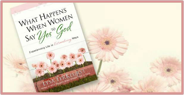 When Women Say Yes To God