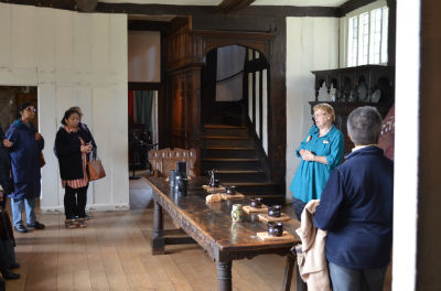Blakesley Hall Guide