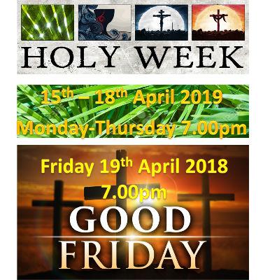 Holy Week 2019 New2