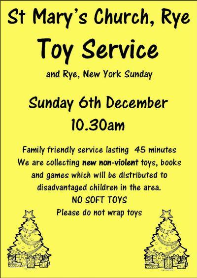 toy service