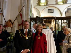 Mayor of Rye