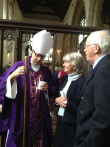 Bishop Richard Jackson