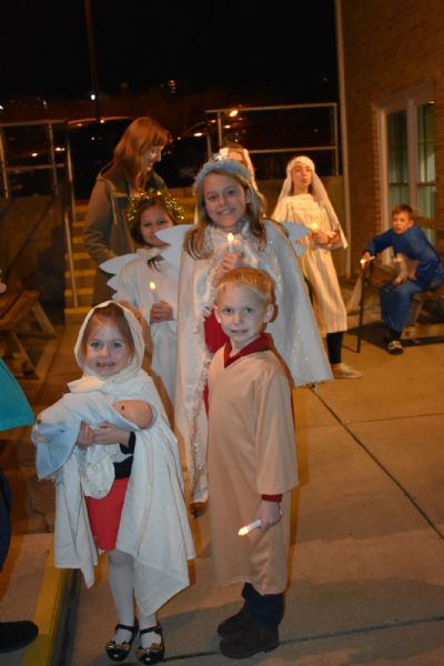 2019 Christmas pageant ready