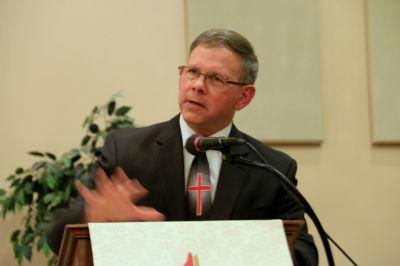 Pastor Charlie