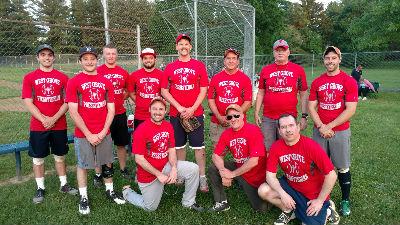 2017 Softball Team