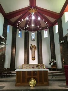 Church Interior 1