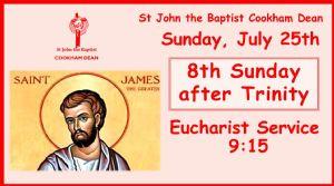 St James the Apostle