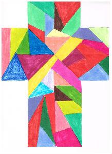 Cross by Sandra
