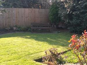 BCBC Prayer garden