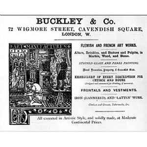 Buckley ad