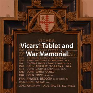 vicars tablet