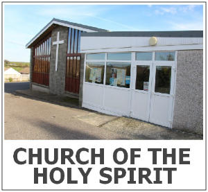 Church of the Holy Spirit front tab