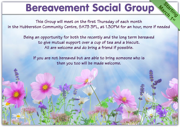 Bereavement Social Group