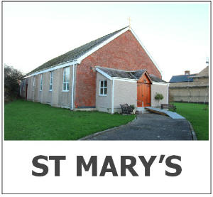 St Marys front tab