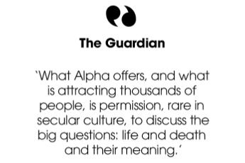 alpha quote