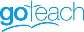 Go Teach logo