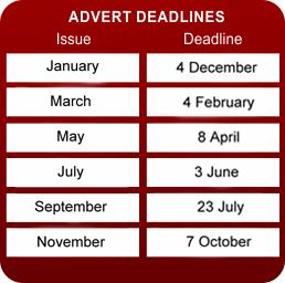 Advert Deadlines