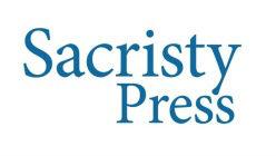 Sacristy Press logo