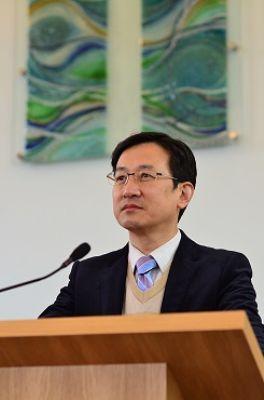 Rev Paul Han