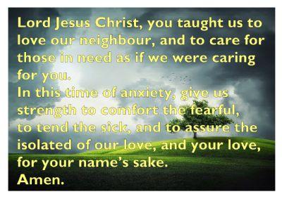 Prayer for 3 April