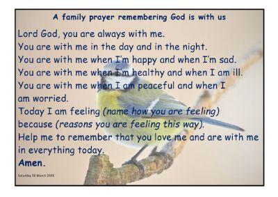 28March prayer