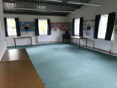 upstairs meeting room