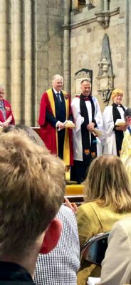 Ripon Cathedral 15 September 2019