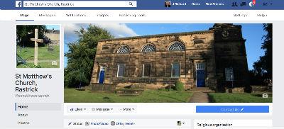 St Matthews Facebook Page Header