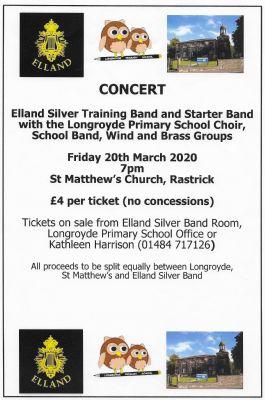 concert March 2020