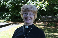 Photo of Revd Marion Russell