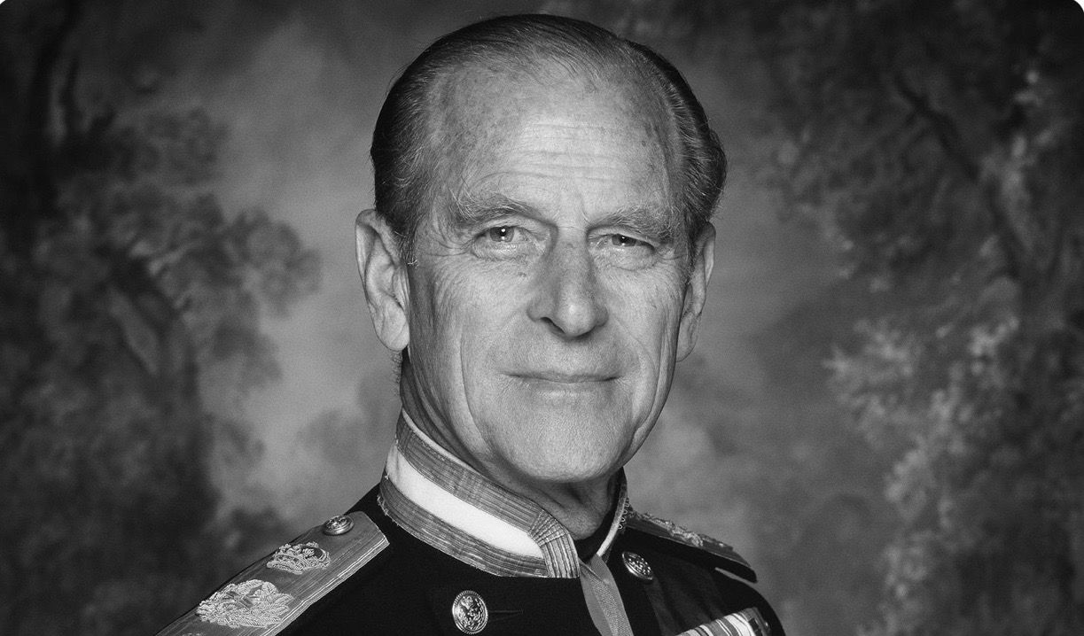 HRH The Duke of Edinburgh