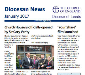 Diocesan News January 2017