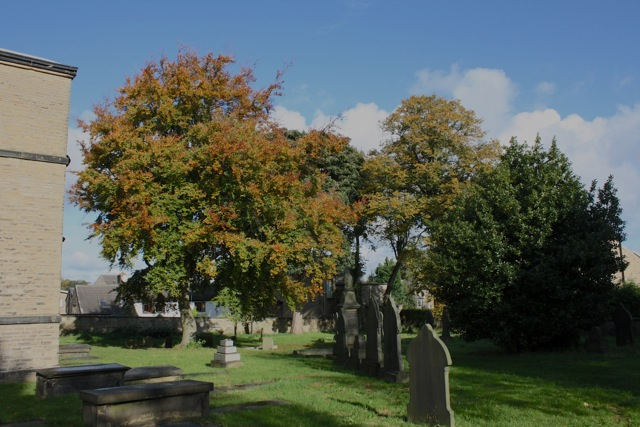 Churchyard East