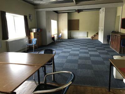 downstairs meting room