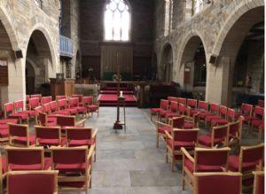 St John's interior