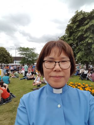 Rev Jeongsook Kim