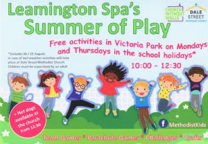 Summer of Play (click for more information)